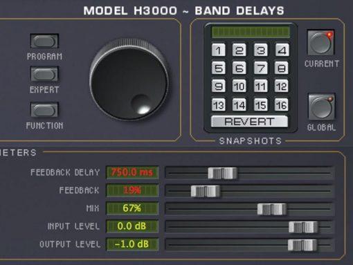 H3000 Band Delays