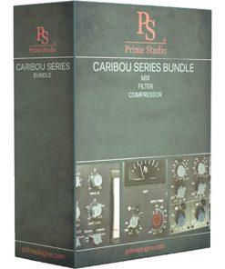 Prime Studio Caribou Series Compressor, Filter, Mix, Plug-In Bundle