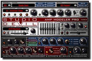 Studio Devil, AMP modeler Pro
