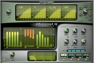 Channel G Surround Compressor