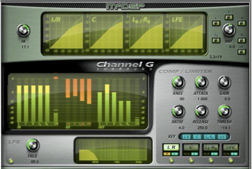 Channel G Surround Compressor