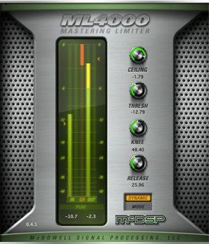 ML4000 Multi-Band Limiter