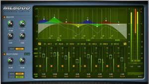 ML8000 Multi-Band Limiter