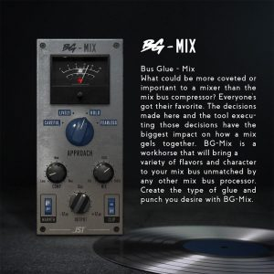 JST Bus Glue Mix