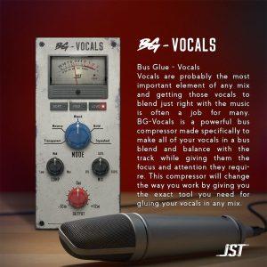 JST Bus Glue Vocals